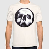 Bones II Mens Fitted Tee Natural SMALL