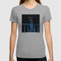 No277-007-2 My Skyfall M… Womens Fitted Tee Athletic Grey SMALL