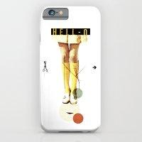 Cut The (...)   Collage iPhone 6 Slim Case