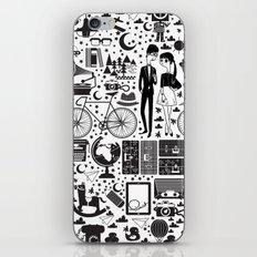 LIKES PATTERNS iPhone & iPod Skin