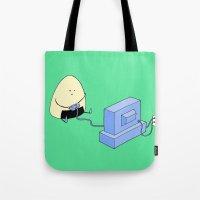 Onigiri video games! Tote Bag