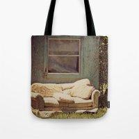 The Window Seat Tote Bag