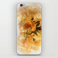 Peonies (2) iPhone & iPod Skin