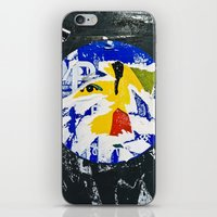 The All Seeing Eye iPhone & iPod Skin