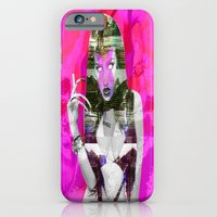 iPhone & iPod Case featuring Brooke Candy by echopunk