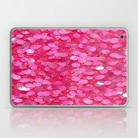 Pink Glitter Laptop & iPad Skin