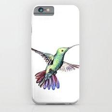 Bird hummingbird iPhone 6s Slim Case