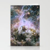 Cosmic Tarantula Nebula … Stationery Cards