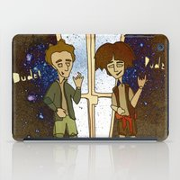 Bill & Ted's Excellent Adventure (1989) iPad Case