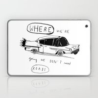 OFF TO BROOKLYN Laptop & iPad Skin
