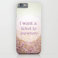 I WANT A TICKET  iPhone 6 Slim Case