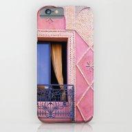Marrakesh Balcony iPhone 6 Slim Case