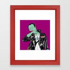 Bub Framed Art Print
