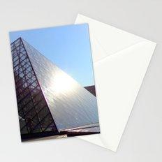 Louvre Paris Stationery Cards