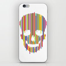 Skull Study no.1 iPhone & iPod Skin
