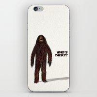 Who's tacky?  iPhone & iPod Skin