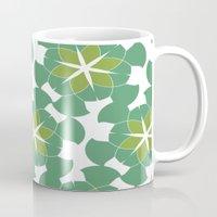 Spring Floral Pattern 1 Mug