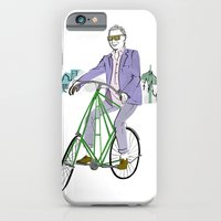 iPhone & iPod Case featuring Mr.Fluevog by Manuela