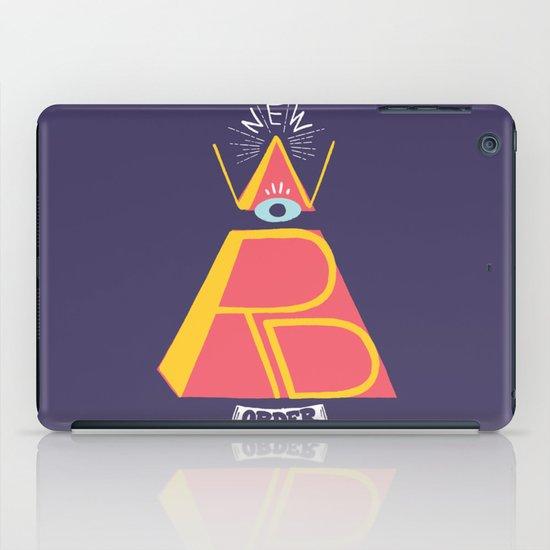 New Word Order! iPad Case