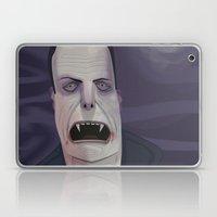 Count Dracula Laptop & iPad Skin