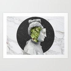 Araceae Venus Art Print