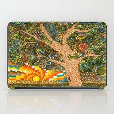 Etz haDaat tov V'ra: Tree of Knowledge iPad Case