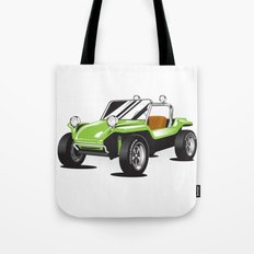 VW Dune Buggy Tote Bag