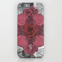iPhone & iPod Case featuring DEATH/BIRTH by Thömas McMahon