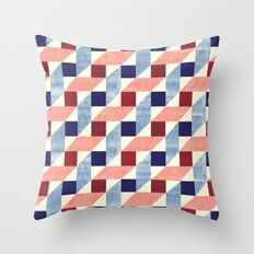 Lightly Bauhaus Throw Pillow