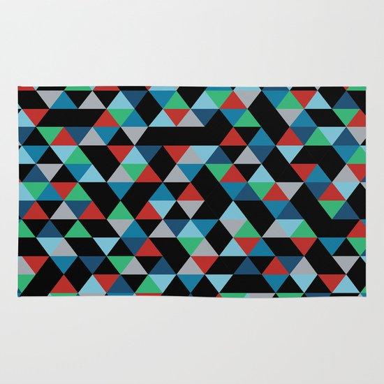 Triangles 4B Area & Throw Rug
