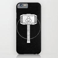 iPhone & iPod Case featuring THOR! by John Medbury (LAZY J Studios)
