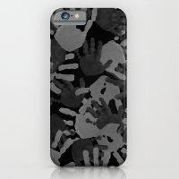 evidence v2: nite camo iPhone 6 Slim Case
