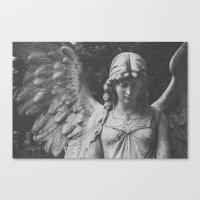 Angel no. 1 Canvas Print