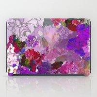 Purple Globes Of Rhodode… iPad Case