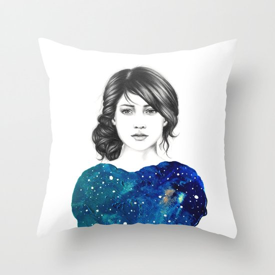 CARINA Throw Pillow