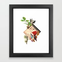 Etro Framed Art Print