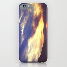 it was amazing autumn sunset iPhone 6s Slim Case