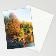 Changing Color Stationery Cards
