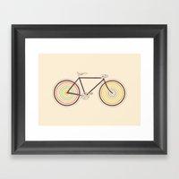 Velocolor Framed Art Print