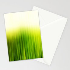Green Field Stationery Cards