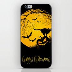 happy halloween iPhone & iPod Skin
