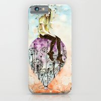 iPhone & iPod Case featuring Dandelion by Veronika Weroni Vajdová