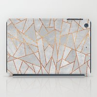Shattered Concrete iPad Case