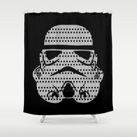 TK421 Shower Curtain