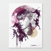 Lovely Boys Series No.1 Canvas Print