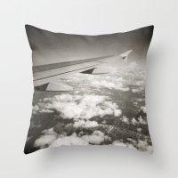{ flying high } Throw Pillow