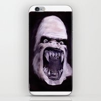 Rawhead Rex iPhone & iPod Skin
