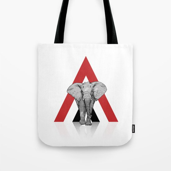 Because I Can't Forget - WHITE Tote Bag