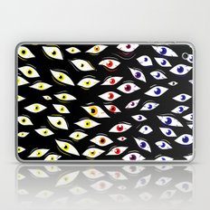 Eyes All Over Laptop & iPad Skin