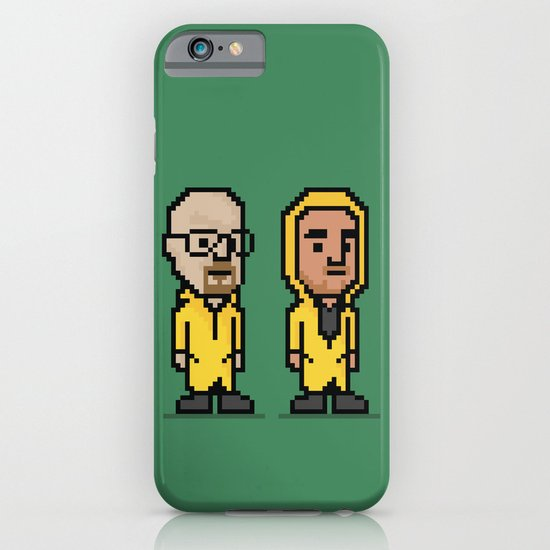 8-Bit: Breaking Bad iPhone & iPod Case